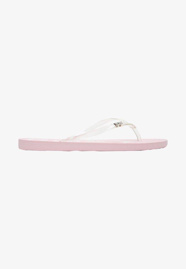 VIVA JELLY - Sandalias de dedo - pink