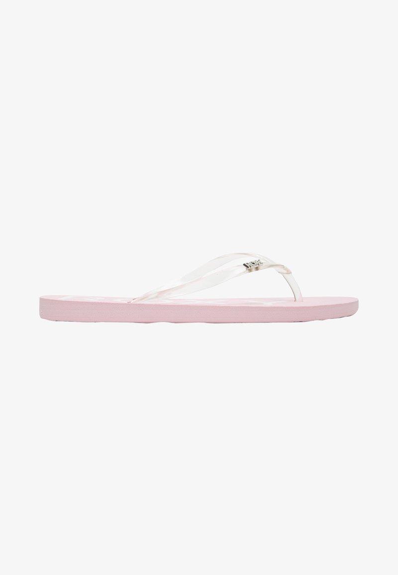 Roxy - VIVA JELLY - T-bar sandals - pink