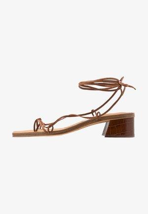 CIMARRON - Sandals - clay