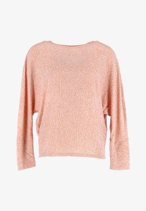 SEVI - Long sleeved top - orange