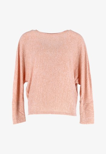 SEVI - Long sleeved top - orange
