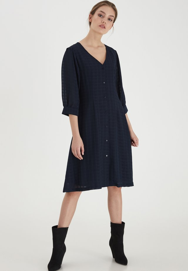 IHISLA DR2 - Shirt dress - total eclipse