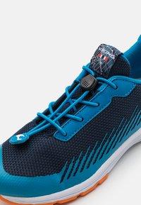 Viking - WILLIAM UNISEX - Hiking shoes - blue/navy - 5
