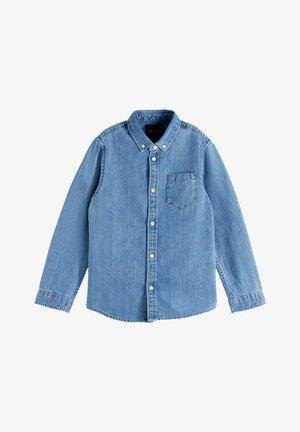 Shirt - washed indigo