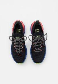 Under Armour - HOVR PHANTOM 2 GLOW - Neutral running shoes - black - 3