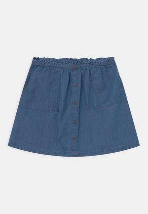 TEEN GIRLS - Minifalda - denim blue