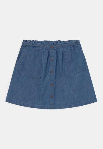 TEEN GIRLS - Minisukně - denim blue