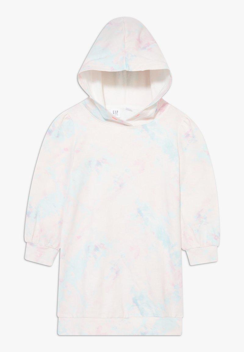 GAP - GIRL JAN ACT  - Žerzejové šaty - tie dye