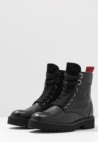 Marc O'Polo - Lace-up ankle boots - black - 4
