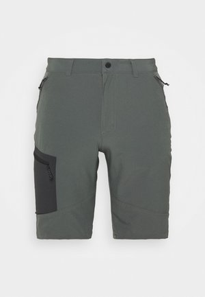 TRIPLE CANYON™ SHORT - Friluftsshorts - city grey/shark