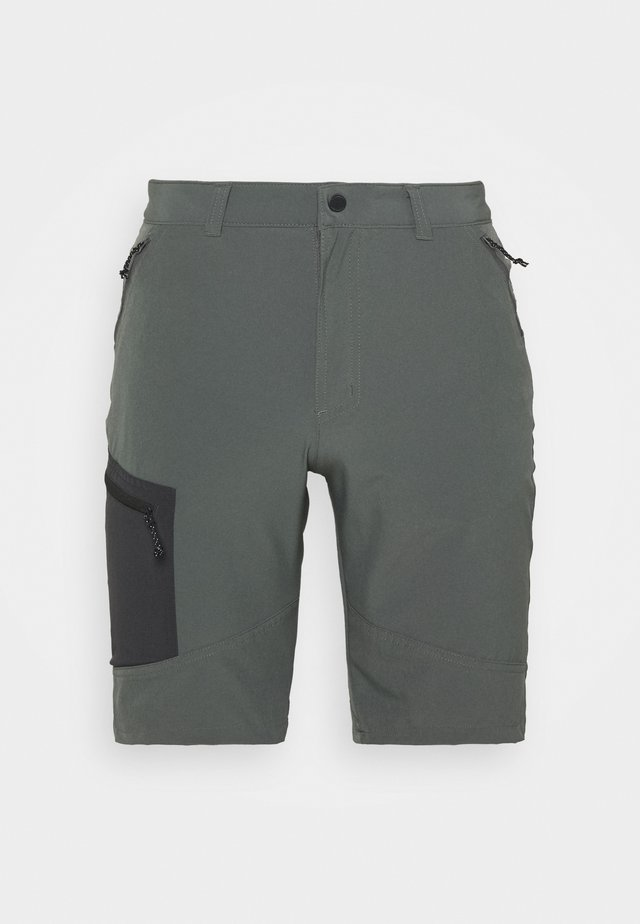 TRIPLE CANYON™ SHORT - Friluftsshorts - city grey/shark