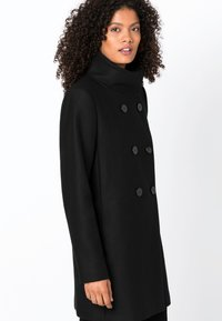 HALLHUBER - Manteau court - black - 2