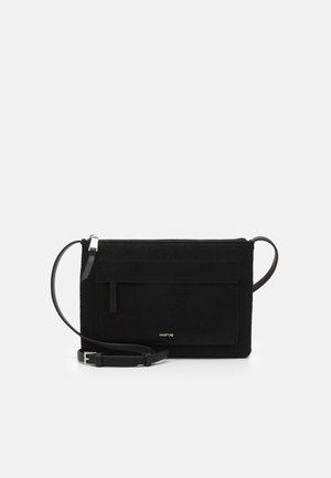 CROSSBODY BAG CONFETTI - Borsa a tracolla - black