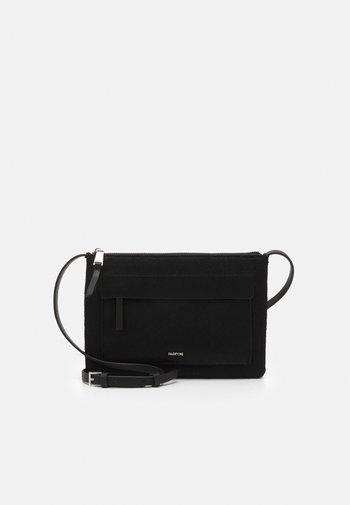 CROSSBODY BAG CONFETTI - Across body bag - black
