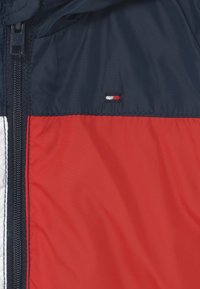 Tommy Hilfiger - BABY TOMMY COLORBLOCK UNISEX - Light jacket - twilight navy - 2