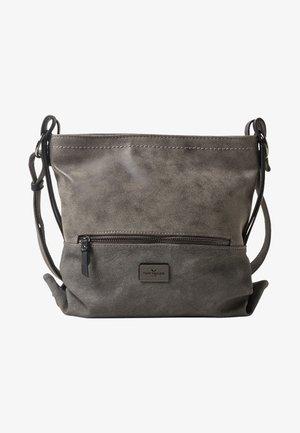 ELIN CROSS BAG - Sac bandoulière - grey