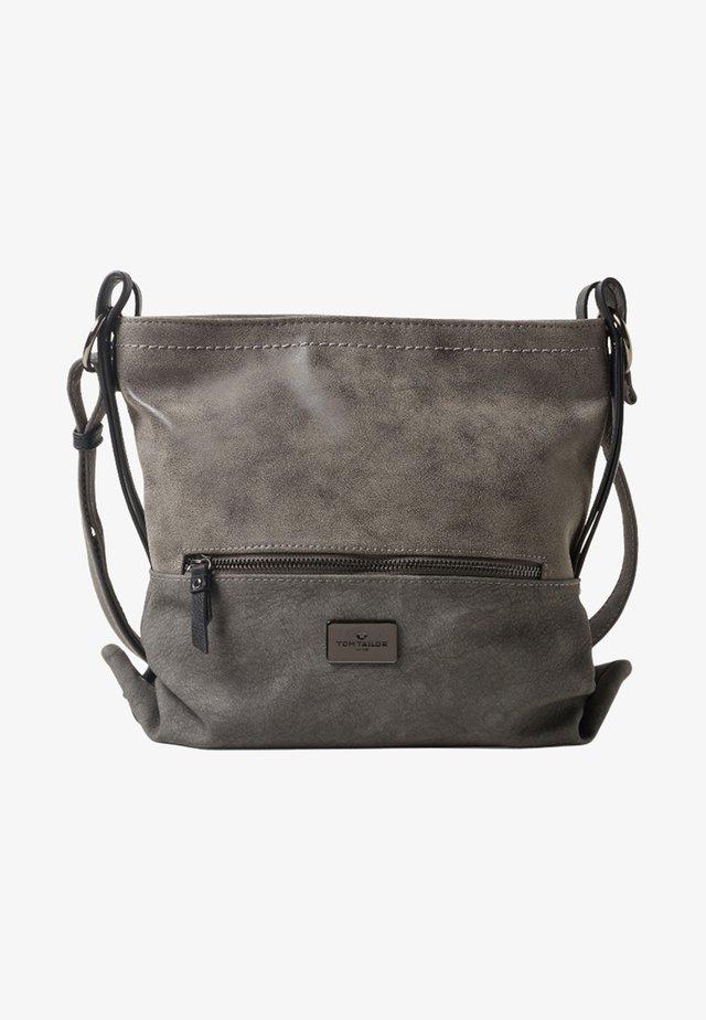 ELIN CROSS BAG - Across body bag - grey