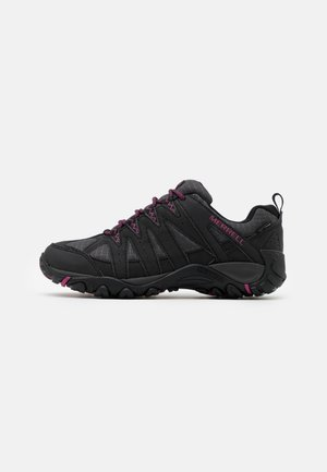 ACCENTOR SPORT 2 GTX - Hiking shoes - black/fuchsia