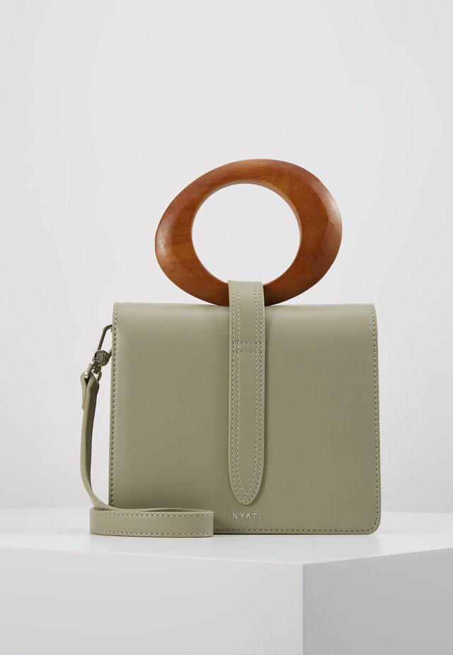 ABBEY - Handbag - desert sage