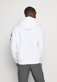 Columbia - VIEWMONTII SLEEVE GRAPHIC HOODIE - Sweat à capuche - white - 2
