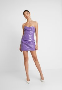 Bec & Bridge - WAX ON MINI DRESS - Day dress - purple - 2