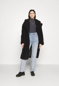 Topshop - PARALLEL - Jeansy Relaxed Fit - bleached denim - 1