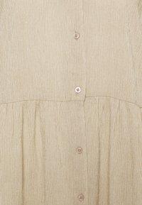 Kaffe - KAVIVIAN DRESS - Maxi dress - classic sand - 2