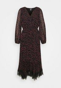 DKNY - Day dress - black rudolph/red powder/pink multi - 6