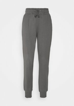 LOGO BASIC - Tracksuit bottoms - grey