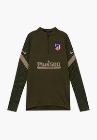 Nike Performance - ATLETICO MADRID  - Club wear - cargo khaki - 0