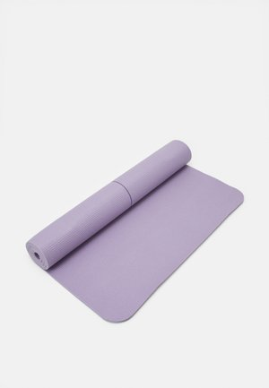 EXERCISE MAT BALANCE - Fitness / Yoga - caring purple