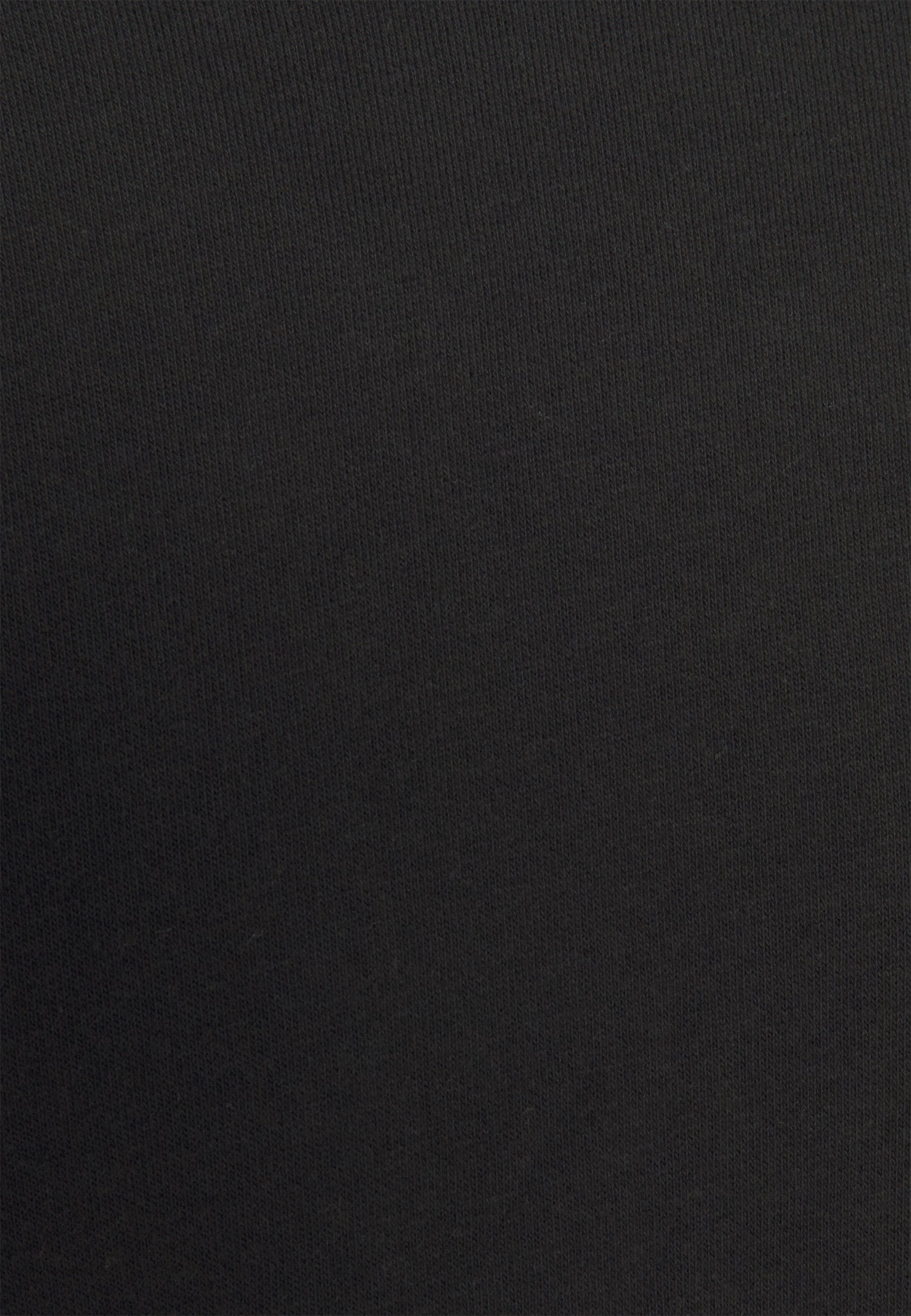 YOURTURN LONGLINE UNI HOODIE  - Sweatshirt - black bCphL