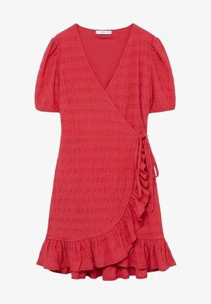 Korte jurk - fraise