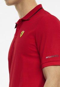 Puma - FERRARI RACE - Polo shirt - rosso corsa - 3