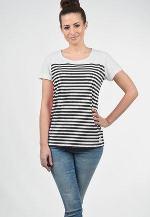 MIMI - T-shirt con stampa - black