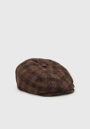 BROOD SNAP UNISEX - Muts - bison/brown