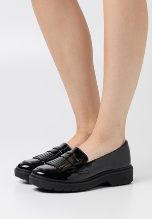 WITCOMBE DAWN - Slip-ons - black