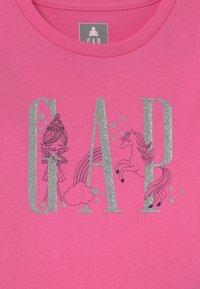 GAP - TODDLER GIRL LOGO  - Long sleeved top - pink - 2