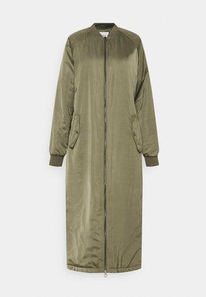 ONLNATALIE LONG BOMBER - Classic coat - kalamata