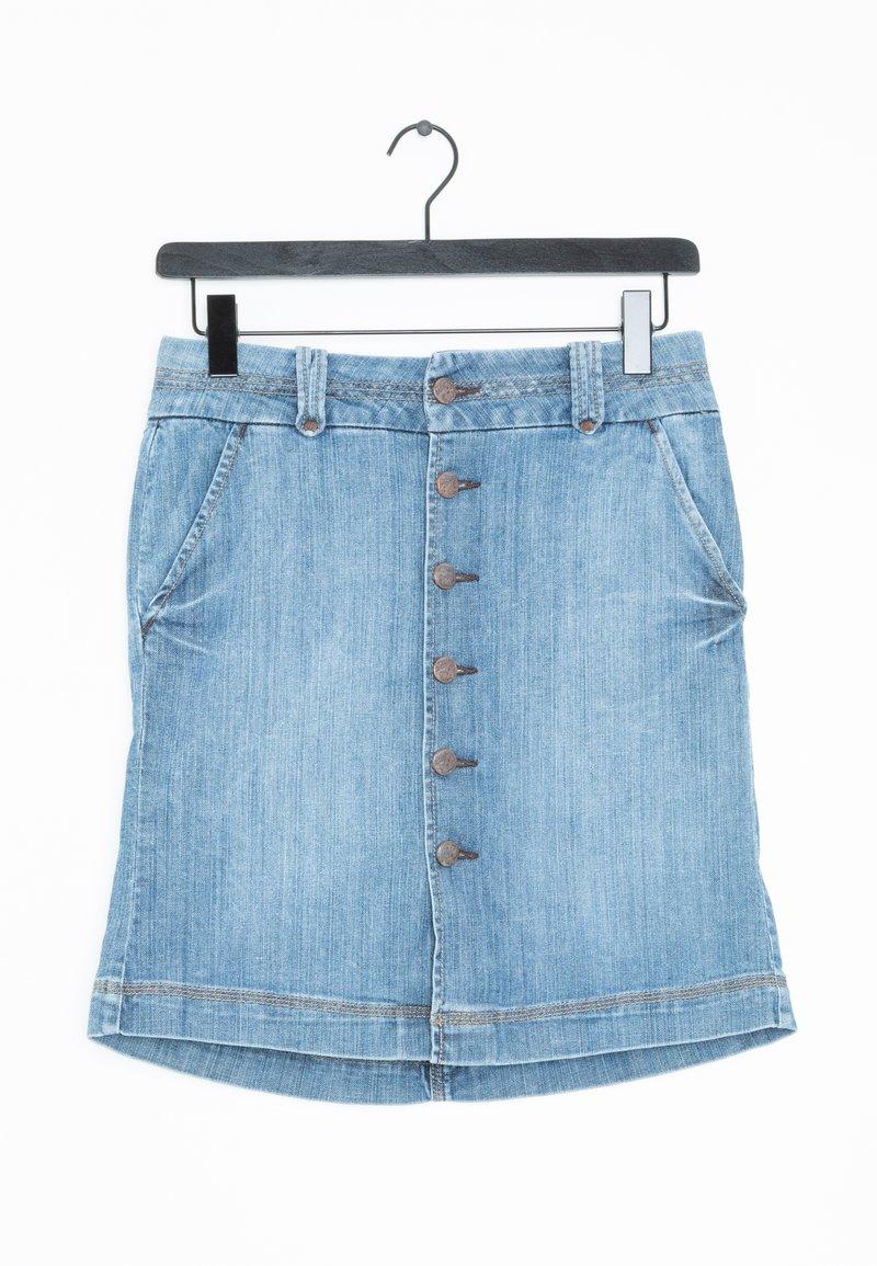 DKNY Jeans - Spódnica trapezowa - blue
