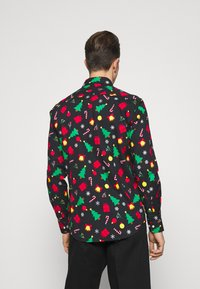 OppoSuits - CHRISTMAS ICONS - Shirt - black - 2