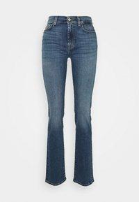7 for all mankind - Straight leg jeans - light blue - 5