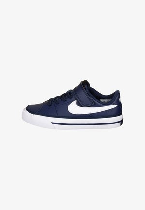 COURT LEGACY  - Sneakers laag - midnight navy / white / gum light brown