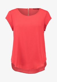 ONLY - ONLVIC  - Blouse - high risk red - 4
