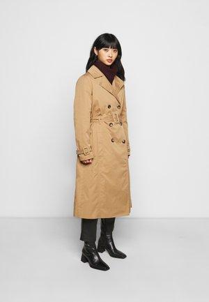 LISETTE - Klassinen takki - tan