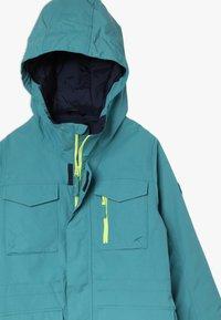 Burton - COVERT - Snowboardová bunda - blue/green - 3