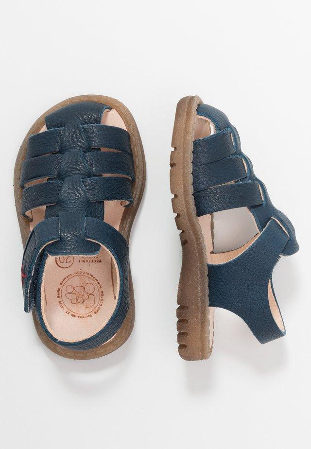 FIESTA - Sandales - blau