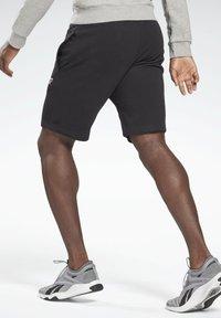 Reebok - SHORT - Sportovní kraťasy - black - 2