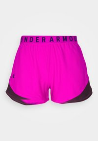 Under Armour - PLAY UP SHORTS 3.0 - Urheilushortsit - meteor pink - 5