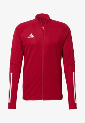 CONDIVO 20 TRAINING TRACK TOP - Sports jacket - red